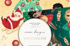 Christmas Eve Patterns Product Image 4