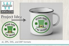 BUNDLED St. Patrick's Cutting Files KWDB021 Product Image 4