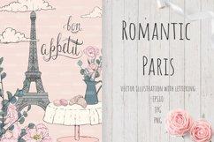 Romantic Paris Card#3 Product Image 1