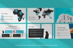 Aqua Business Keynote Product Image 8