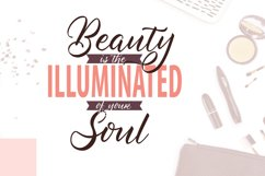 Swansong   Handlettered Script Font Product Image 4