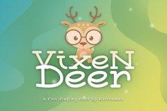 Vixen Deer Product Image 1