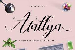Atallya Script Product Image 6
