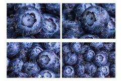 Blueberry. Styled stock photo set. Product Image 5