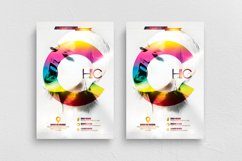 Chic Flyer Template Product Image 1