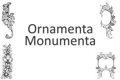Ornamenta Monumenta Product Image 4