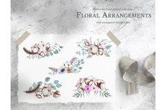 Cotton & Anemones Watercolor Set Product Image 4