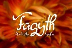 Fagyth Font Product Image 1