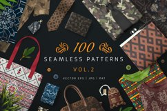 100 Seamless Patterns Vol.2 Product Image 1