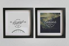 Hustle Script - Monoline Product Image 5
