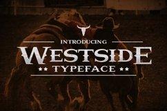 Web Font Westside Product Image 1