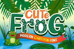 CUTE FROG Product Image 1