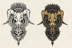 bundles amazing illustration and tatto design symmetrical Product Image 3