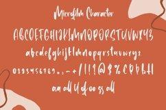 Web Font Microfilm - Beauty Handwritten Font Product Image 2