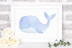 Under the Sea Watercolor Clipart Illustrations Product Image 4