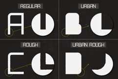 Real Tech Typeface Product Image 2
