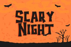 Halloween - Spooky Font Product Image 2
