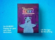 Bluberry Typeface Product Image 5