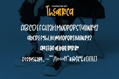 Theatrica - Playfull Monoline Font Product Image 6