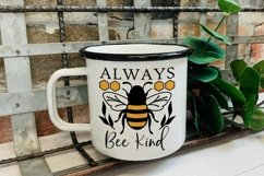 Bees and Honey SVG Bundle - 10 Designs Product Image 3