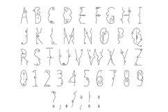 Web Font Line Flat font line flat icon Product Image 4