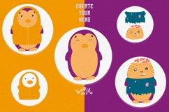 Character creator - Fall holidays Product Image 3