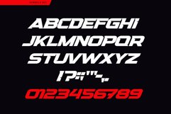Headline Speed Font Product Image 2