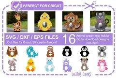16 Animal egg holder designs - The complete set!!!! Product Image 1