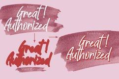 Great Authorized / Handmade Font Product Image 6