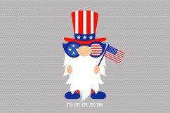 4th of July Gnomes svg, Patriotic Gnomes svg, gnomes svg Product Image 5