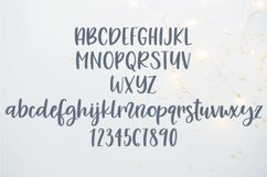 Web Font This Morning - A Hand-Written Script and Print Font Product Image 5