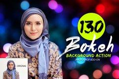 130 Bokeh Photoshop Action Product Image 3