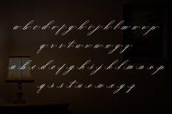 Web Font Faradisa Script Product Image 6