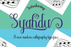 Syahdu Product Image 1
