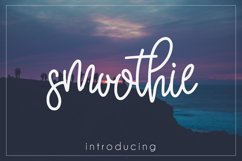 Smoothie Script Product Image 1