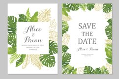 Wedding invitations set #3 Product Image 4