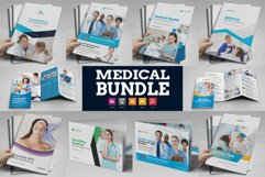 Medical HealthCare Brochure Bundle Product Image 1