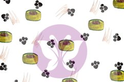 Dogs digital paper, Puppy Dog Papers, Brown Puppy Papers Product Image 4