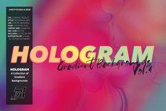 HOLOGRAM Gradient Backgrounds Vol.1 Product Image 1