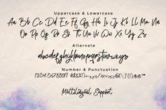 Atakana Handwriting Font Script Product Image 3