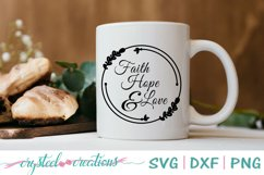 Faith, Hope & Love Product Image 2