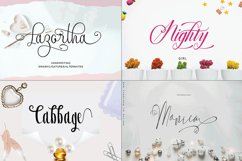 20 Incredible Handwritten Fonts Product Image 5