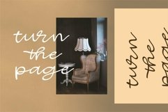 Web Font Arely - Beauty Script Font Product Image 3