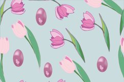 8 Seamless Easter Patterns Product Image 6