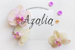 Azalia Font Product Image 1