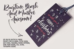 Ragtime - Brush Font Duo Product Image 3