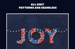 Christmas Sweater Procreate Patterns Product Image 4