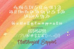 The Crafter - Crafting Font Product Image 4