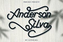 Anderson Silva Product Image 1