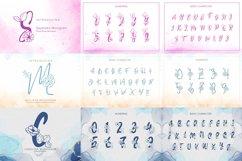 Monogram Font Bundle Product Image 6
